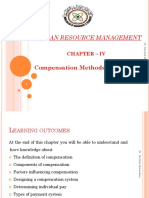 2851-Section I-Human Resources Management-IV - Compensation
