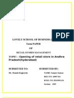 Sanjeev Retail