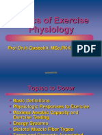 Basics of Exercise Physiology 2