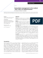 Impact of Diabetic Ketoacidosis Management in the Medical Intensive Care Unit After Order Set Implementation