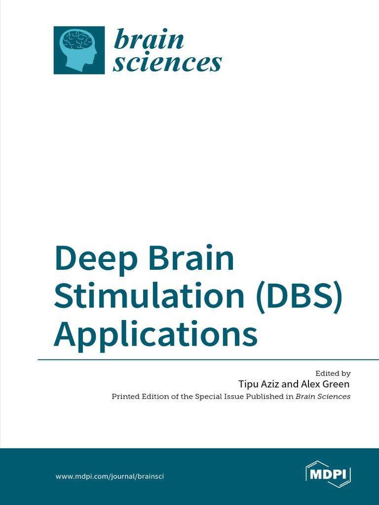 Deep Brain Stimulation DBS Applications | Deep Brain Stimulation ...