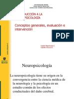 Enfoque neuropsicologico 2014