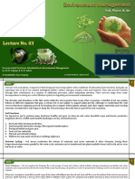 Lect 03 - Environment Management