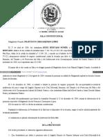 Dcho Defensa - Tutela Jrd - Dcho a Presentar Pruebas - Historico_tsj_gob_ve_decisiones_scon_abril_513_140405_04_103