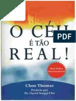 O Céu é Tão Real - Choo Thomas