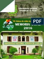 Memoria Unas 2016