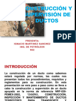 CONSTRUCCIÓN Y SUPERVISIÓN DE DUCTOS.pptx