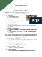 Numeros y Colores en Español