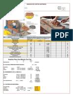Costos Unitarios Arquitectura Nuevo (1)