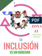 La Inclusión Es Un Derecho 2