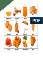 Cosas Naranja
