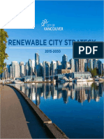 Renewable City Strategy Booklet 2015