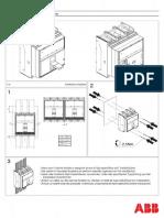 Instrucciones de Instalacion y Servicio T7M.-x1