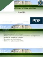 Formarea Statului Medieval Moldova