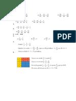 Fracciones solucuión