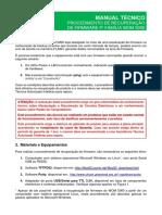 Manual de Recuperação de Firmware - Família WOM 5000 - V2