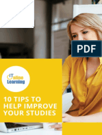 online10 Study Tips From ITlearning