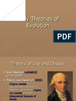Early Theories of Evolution2