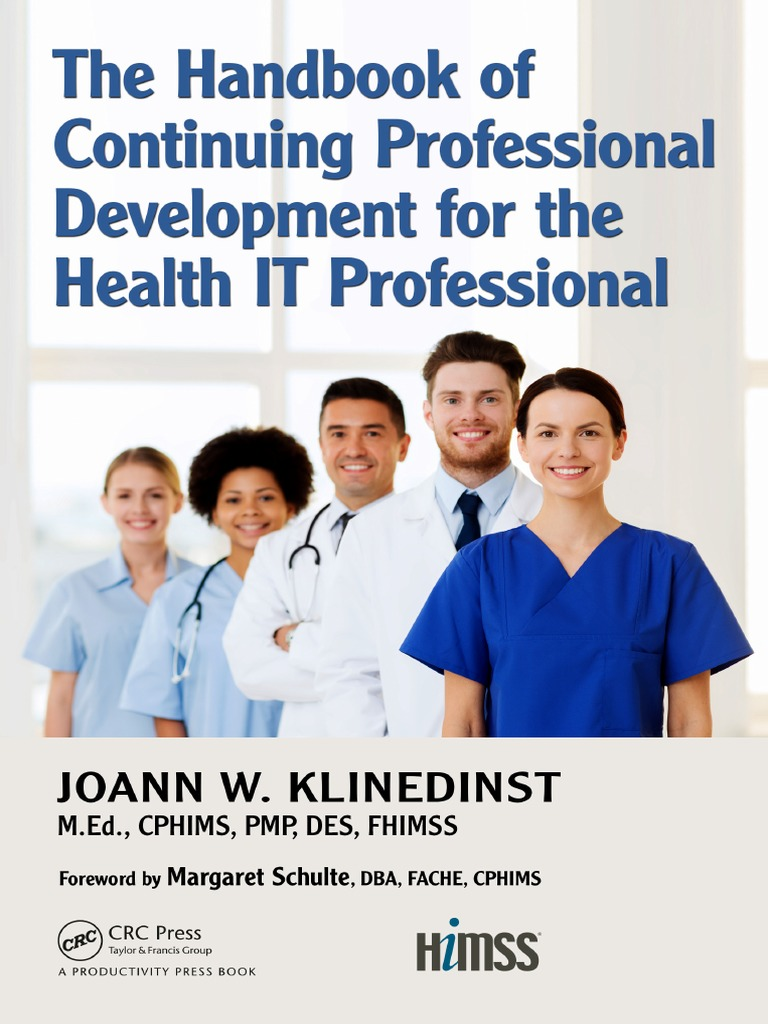 The handbook of continuing professional development for the health the handbook of continuing professional development for the health it professional health informatics electronic health record fandeluxe Image collections
