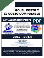 EL GASTO, COSTO Y COSTO COMPUTABLE.pdf