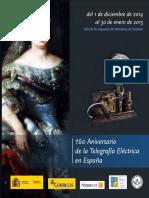 160 Aniversario de la Telegrafía Eléctrica en España.pdf