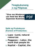 Pinagkukunang-yaman Ng Pilipinas