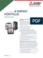 Portafolio de Productos Mitsubishi (Medicion de Energia)