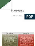 Gastro Week 5