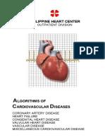 Cardiovascular Disease Algorithms