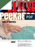 Booklet - PeeKaBoo (2017)