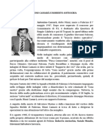 1985 7 Agosto Palermo Omicidio via Croce Rossa Ninni Cassara Roberto Antiocchia Al Duomo Protesta Deli Poliziotti Montana Cossiga Sindaco Orlando