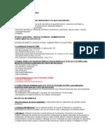 Técnico Judiciário do TRE - Programa Concurso 2001