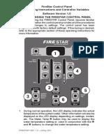 Maxim Firestar Manual - All Versions