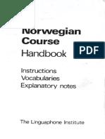 Linguaphone - Norsk Kurs - Handbook.pdf