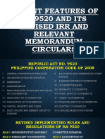 SALIENT FEATURES OF REVISED IMPLEMENTING RULES AND REGULATIONS OF RA 9520.pptx