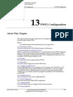 01-13 PWE3 Configuration