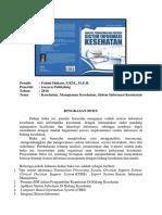 Buku Analisis Perancangan Dan Evaluasi S