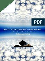 Atmosphere Bedienungsanleitung