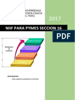 NIIF PARA PYMES SECC.16--------