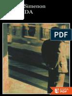 La Huida - Georges Simenon