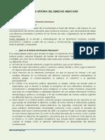 Guia de Historia de Derecho Mexicano_unidad 1