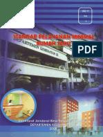 Kepmenkes 129 - 2008 ttg SPM di  RUMAH SAKIT.pdf