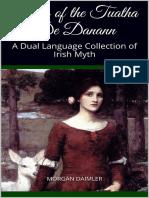 Tales of the Tuatha de Danann Full Cover