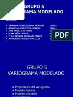 05- Variograma modelado