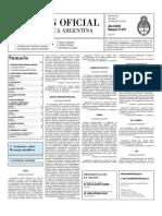 Boletin Oficial 01-09-10 - Segunda Seccion