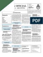 Boletin Oficial 01-09-10 - Tercera Seccion