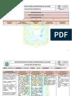 Plan de Area Guayabo Matematicas 2017 Primaria -Si