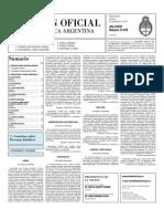 Boletin Oficial 02-09-10 - Segunda Seccion