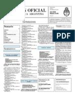 Boletin Oficial 02-09-10 - Tercera Seccion