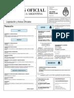 Boletin Oficial 03-09-10 - Primera Seccion
